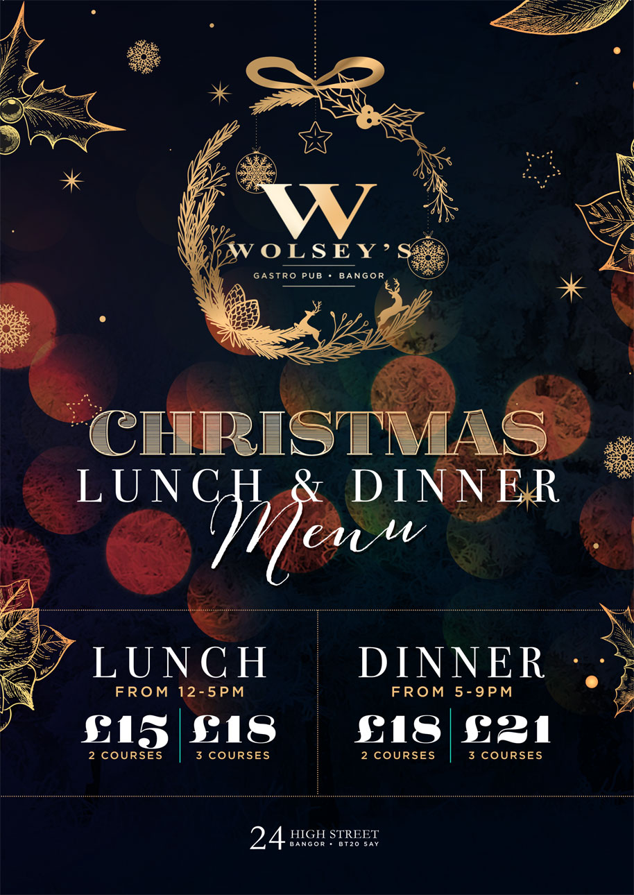 wolseys christmas menu 2019